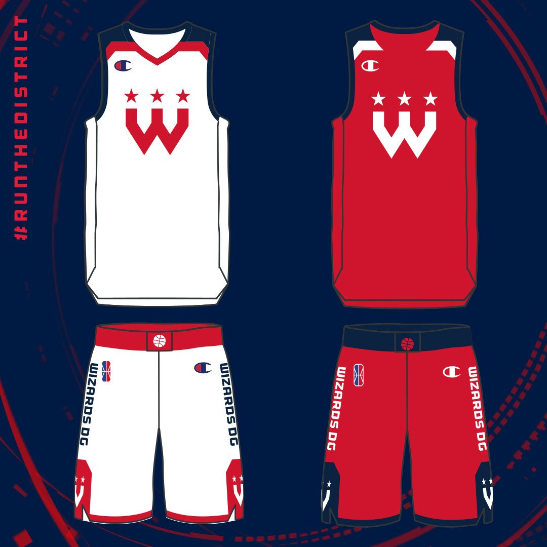9ad54f184f9a Wizards District Gaming Releases New Uniforms