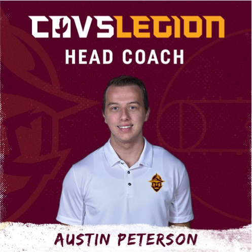 19982306096a Cavs Legion GC Hires Austin Peterson as Head Coach